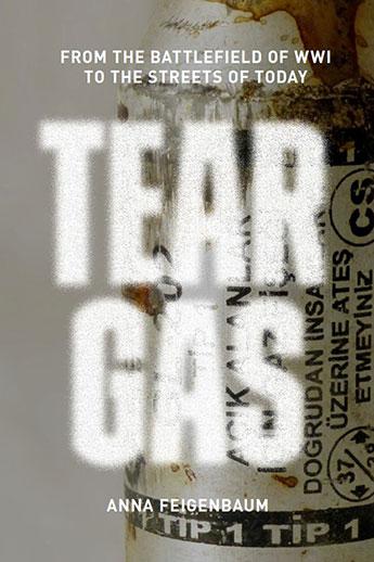 tear gas book cover